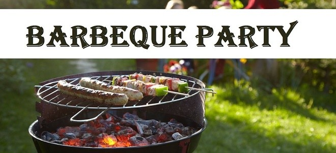 BARbeQUE party UPeCe 12 JUN