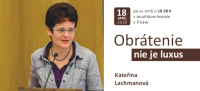 HOSŤ - Kateřina Lachmanová