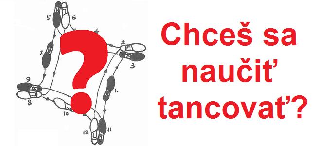 Chceš (sa) naučiť tancovať?